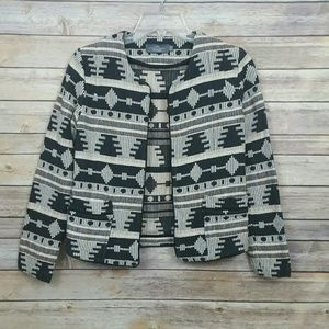 Like Mynded Tribal Scout Jacket Sz XS